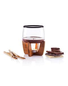 Set à fondue au chocolat
